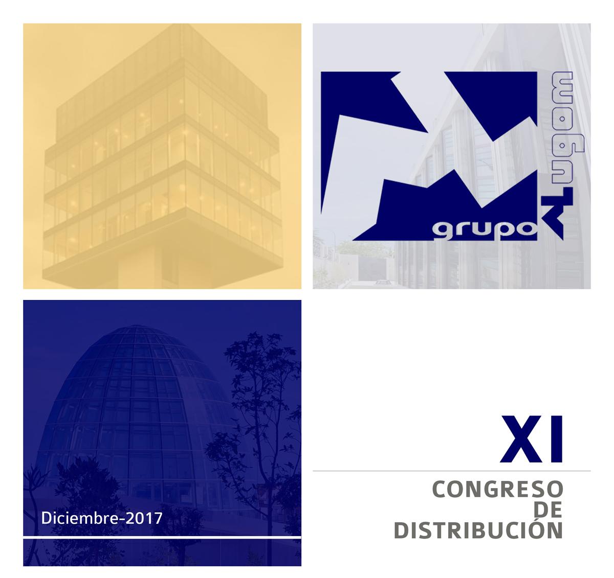 Cartel Congreso Distribución Alugom Diciembre 2017