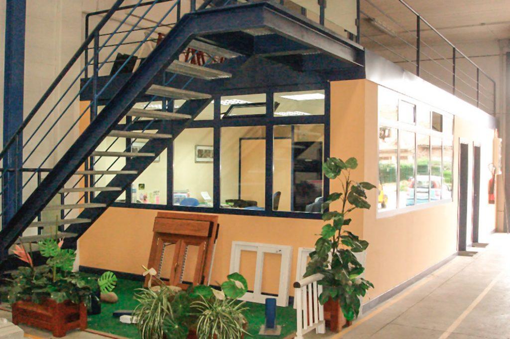 Oficinas Alugom Cantabria