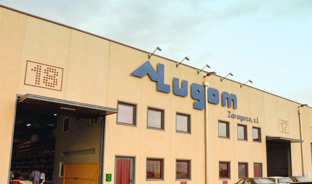 Alugom Zaragoza exterior