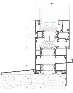 especificaciones técnicas serie alg75 máxima