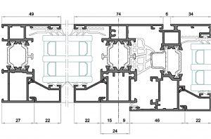 Alg 65-Seccion pilastra ventana con fijo