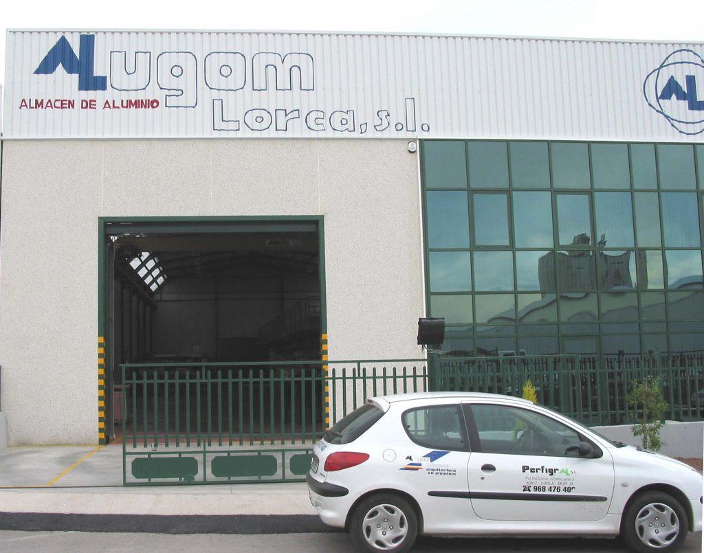 Alugom Lorca Exterior