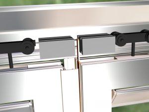 Mallorquina Corredera [3D] 2 H (Detalle Cierre superior)