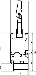 S-350eur-Seccion vertical mallorquina