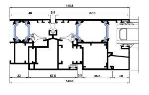 ST60rpt-Seccion lateral pivotante