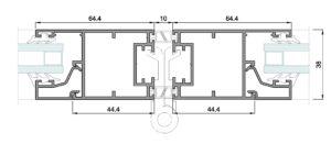 UL-Seccion central vidrio