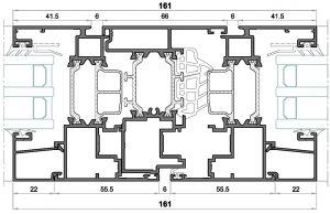 alg 75 C16-Seccion central ventana