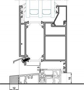 alg Puerta-seccion inferior