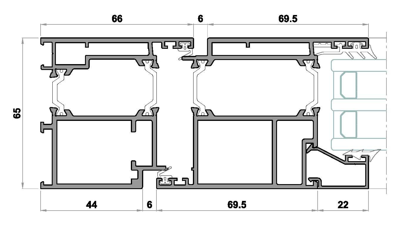 alg Puerta-seccion lateral
