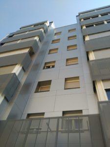 Panel Composite para Revestimiento de fachada