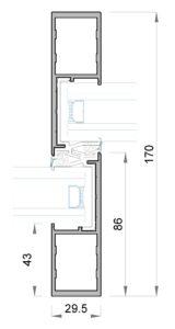 Alg Slide-Seccion cruce minimalista reforzado